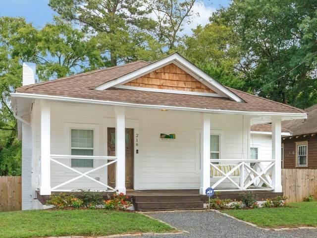 218 Racine Street SW, Atlanta, GA 30314 (MLS #9036400) :: The Heyl Group at Keller Williams