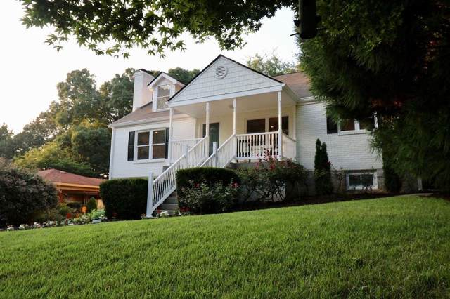 1344 Briarwood Drive NE, Atlanta, GA 30306 (MLS #9036647) :: The Heyl Group at Keller Williams