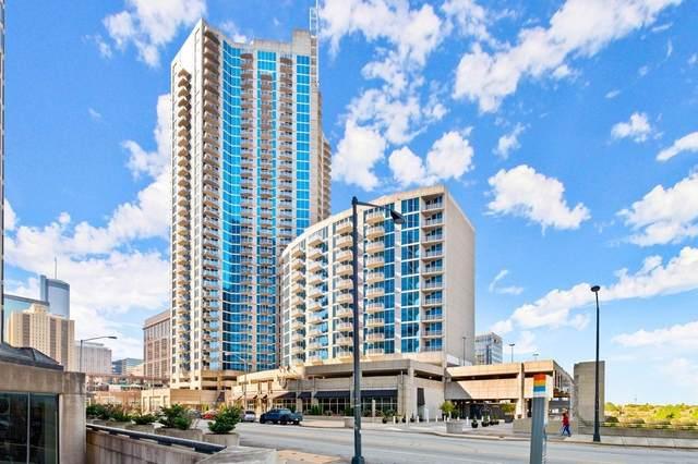 400 NW Nw Peachtree Street NW #3701, Atlanta, GA 30308 (MLS #9036913) :: Crown Realty Group