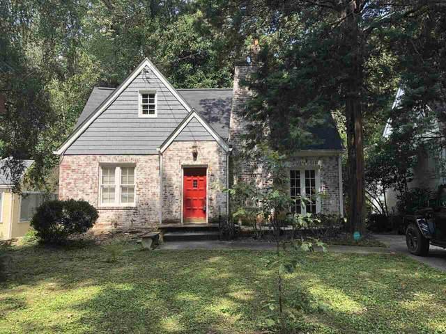 166 Lindbergh Drive NE, Atlanta, GA 30305 (MLS #9042468) :: Statesboro Real Estate