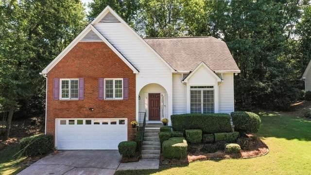 310 Oak Terrace, Alpharetta, GA 30009 (MLS #9044345) :: The Realty Queen & Team