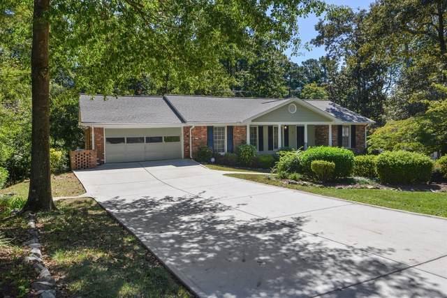 2647 Canna Ridge Circle NE, Atlanta, GA 30345 (MLS #9047985) :: Houska Realty Group