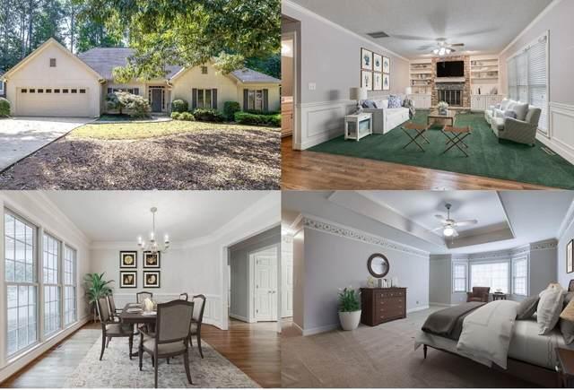 11180 Bentley Chase Drive, Johns Creek, GA 30097 (MLS #9048319) :: The Ursula Group