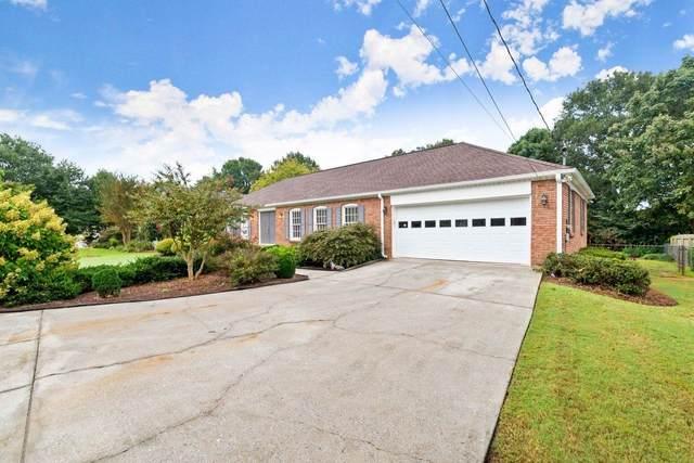 5209 Happy Hollow Road, Dunwoody, GA 30360 (MLS #9049674) :: Scott Fine Homes at Keller Williams First Atlanta