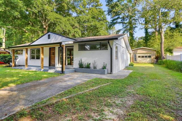 3124 Brook Drive, Decatur, GA 30033 (MLS #9049792) :: EXIT Realty Lake Country