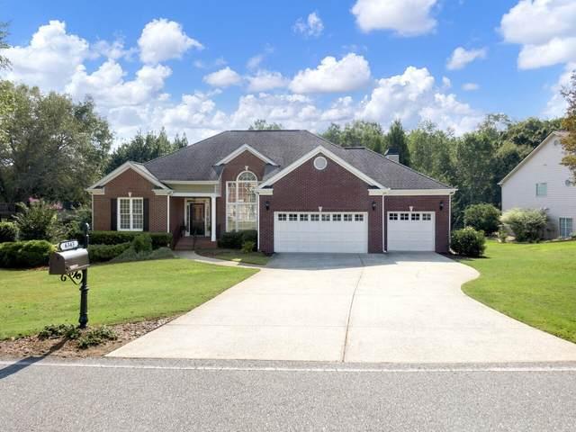 6343 Chestnut Hill Road, Flowery Branch, GA 30542 (MLS #9050044) :: Bonds Realty Group Keller Williams Realty - Atlanta Partners