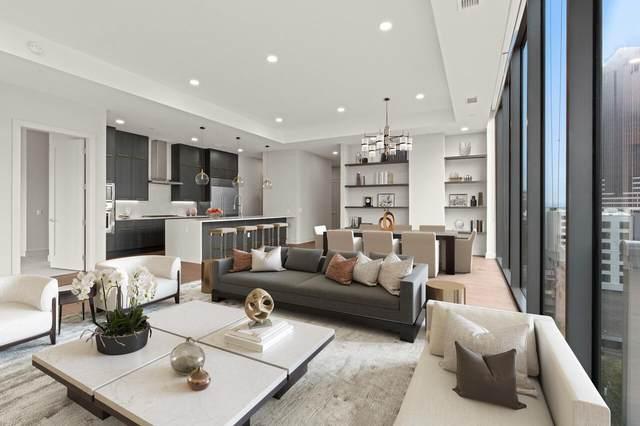 40 12th Street NW #905, Atlanta, GA 30309 (MLS #9050161) :: Statesboro Real Estate