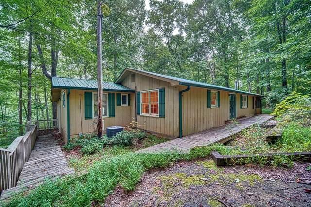 4628 Jones Gap, Hiawassee, GA 30546 (MLS #9050715) :: Athens Georgia Homes