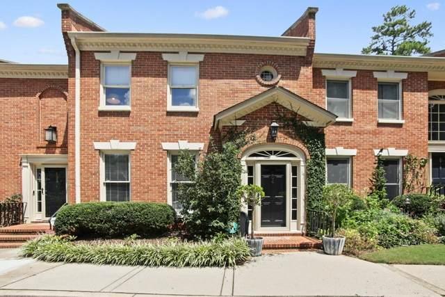 104 Ansley Villa Drive NE, Atlanta, GA 30324 (MLS #9051407) :: Anderson & Associates