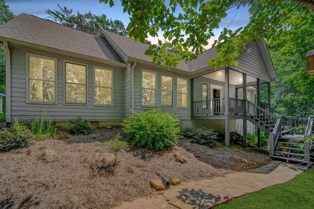 144 Down Under Drive, Jasper, GA 30143 (MLS #9051621) :: Athens Georgia Homes