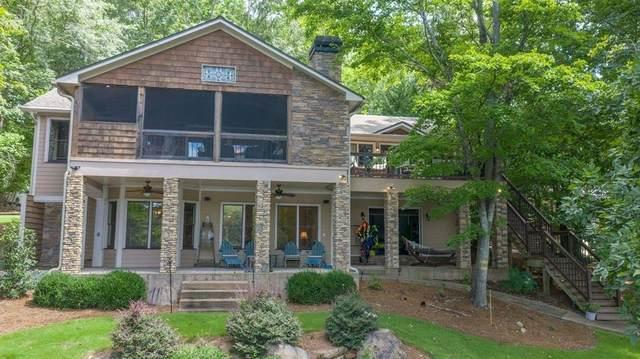1540 Point Royal Drive, Greensboro, GA 30642 (MLS #9051724) :: The Atlanta Real Estate Group