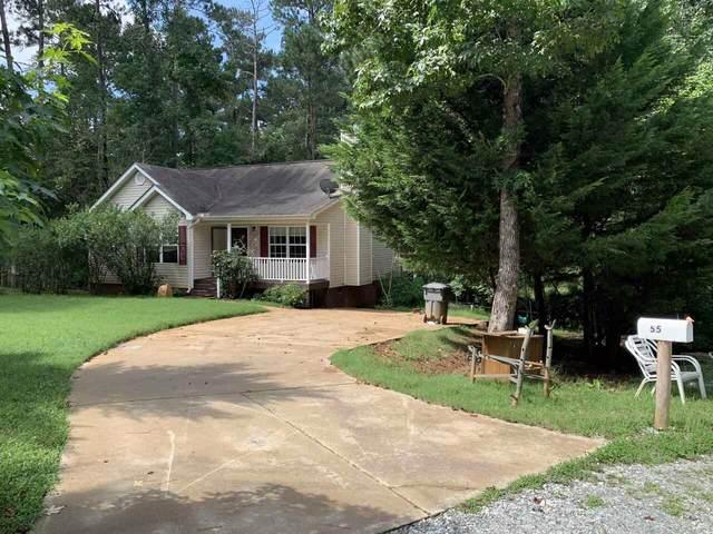 55 Prairie Chicken Court, Monticello, GA 31064 (MLS #9052293) :: The Heyl Group at Keller Williams