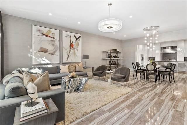 1301 Peachtree Street NE 1-B, Atlanta, GA 30309 (MLS #9052965) :: Statesboro Real Estate