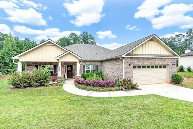 1015 Yorkshire Drive, Griffin, GA 30223 (MLS #9052973) :: Savannah Real Estate Experts