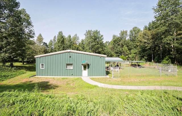 590 James Maxwell Road, Commerce, GA 30529 (MLS #9053132) :: Statesboro Real Estate