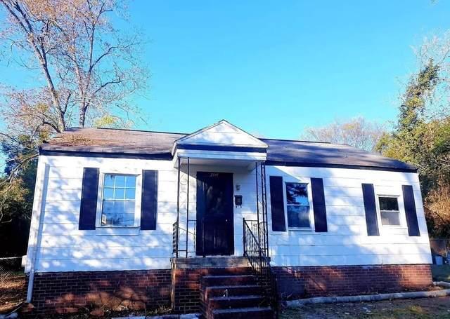 3541 Carroll Avenue, Macon, GA 31204 (MLS #9054209) :: The Durham Team