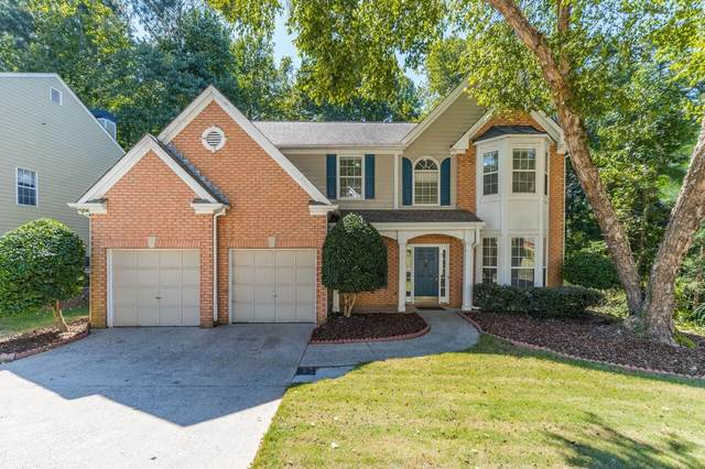2449 Brookgreen Commons NW, Kennesaw, GA 30144 (MLS #9054236) :: The Cole Realty Group