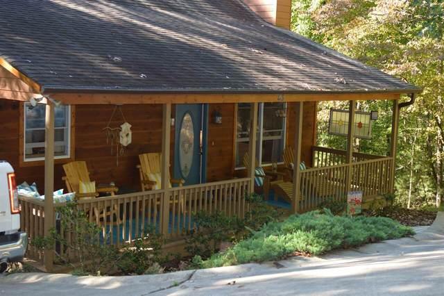 43 Dawn Lane, East Ellijay, GA 30540 (MLS #9054246) :: Athens Georgia Homes