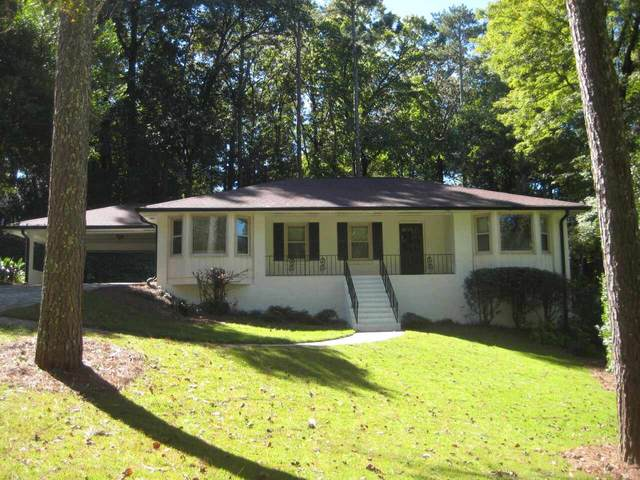 310 Knoll Woods Terrace, Roswell, GA 30075 (MLS #9055056) :: EXIT Realty Lake Country