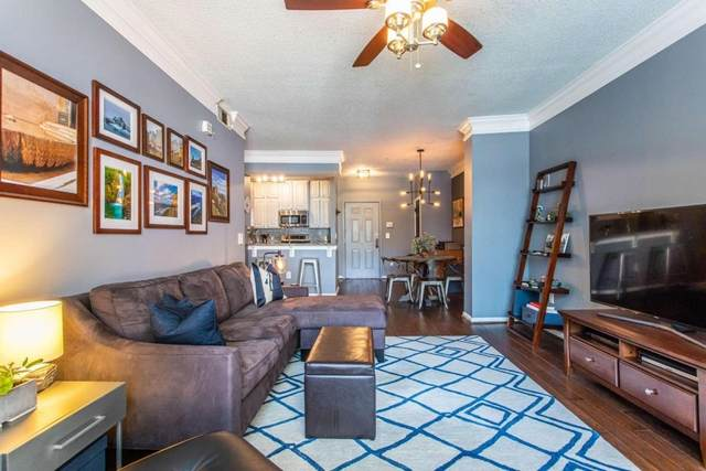 955 Juniper Street NE #4127, Atlanta, GA 30309 (MLS #9055368) :: Cindy's Realty Group
