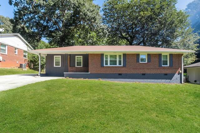 545 SE Virginia Place SE, Marietta, GA 30067 (MLS #9055688) :: EXIT Realty Lake Country