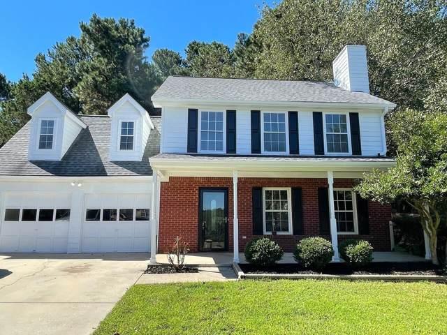 709 Muirfield Drive, Winder, GA 30680 (MLS #9055970) :: Keller Williams