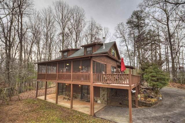403 Sugar Mountain Road, Blue Ridge, GA 30513 (MLS #9056426) :: Houska Realty Group