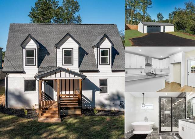 2048 Flat Shoals, Atlanta, GA 30316 (MLS #9056518) :: AF Realty Group