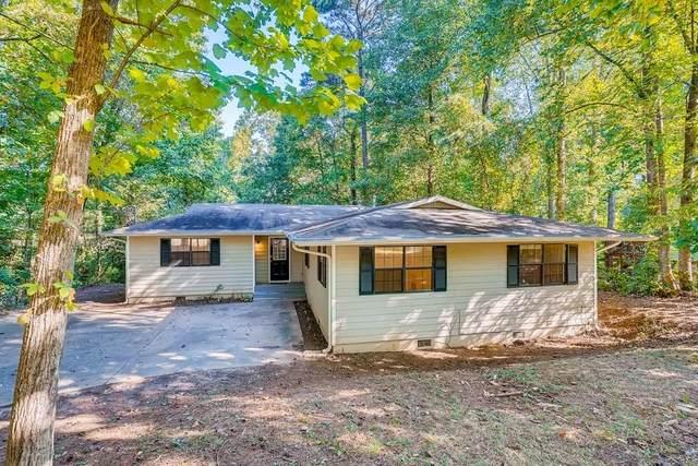329 Pioneer, Woodstock, GA 30188 (MLS #9056546) :: EXIT Realty Lake Country