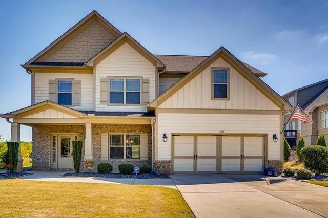 403 Canyon Crk, Canton, GA 30114 (MLS #9056575) :: EXIT Realty Lake Country