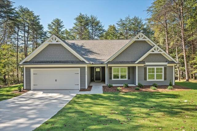 4622 Chestatee Heights Road, Gainesville, GA 30506 (MLS #9057186) :: EXIT Realty Lake Country