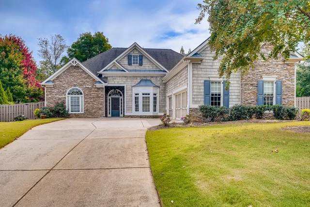 4654 Jefferson Ridge, Marietta, GA 30066 (MLS #9057274) :: EXIT Realty Lake Country