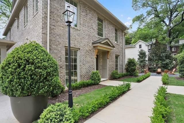 1626 Clifton Terrace NE #A, Atlanta, GA 30307 (MLS #9057398) :: Cindy's Realty Group