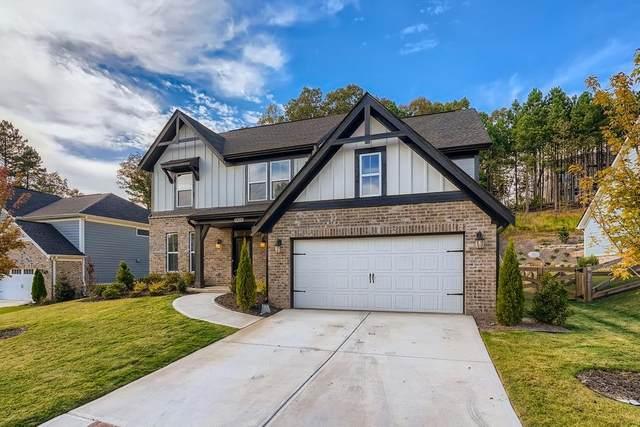 8020 Veranda, Ball Ground, GA 30107 (MLS #9058530) :: EXIT Realty Lake Country