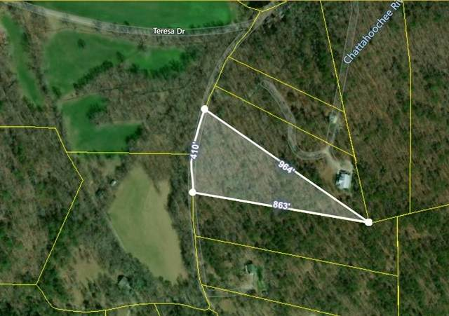 0 Teresa Drive, Sautee Nacoochee, GA 30571 (MLS #9058560) :: Statesboro Real Estate