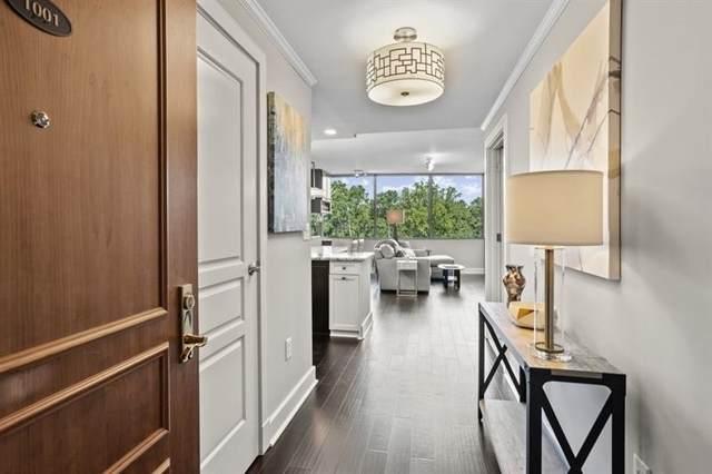 700 Park Regency Place NE #1001, Atlanta, GA 30326 (MLS #9059205) :: Statesboro Real Estate