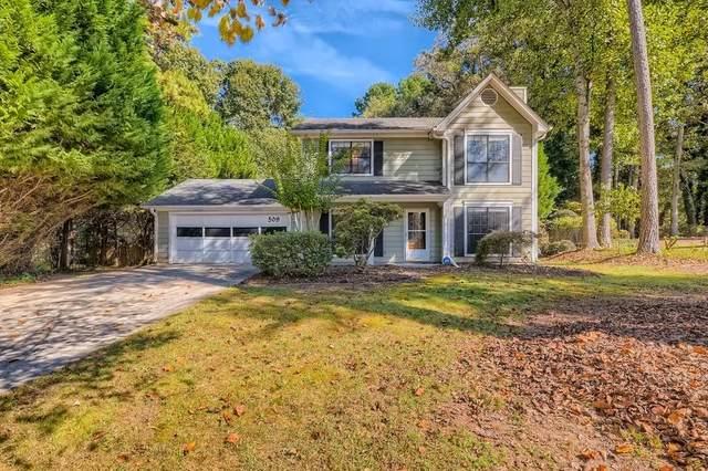 509 Double Trce, Peachtree City, GA 30269 (MLS #9059481) :: Anderson & Associates