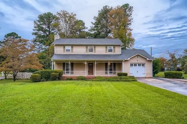 1160 Golfview, Monroe, GA 30655 (MLS #9059912) :: Rettro Group