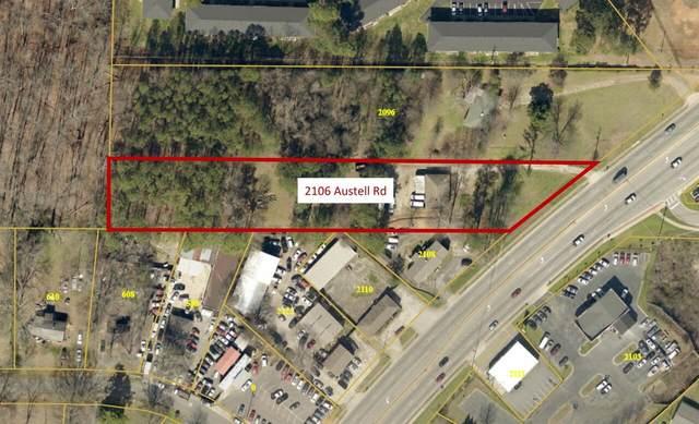 2106 Austell Road, Marietta, GA 30008 (MLS #9060704) :: Statesboro Real Estate