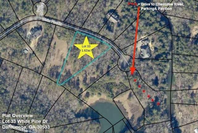0 White Pine Drive Lot 33, Dahlonega, GA 30533 (MLS #9061008) :: Cindy's Realty Group