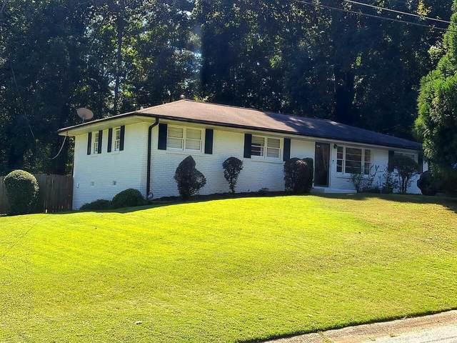 143 Long Drive SW, Marietta, GA 30060 (MLS #9061087) :: EXIT Realty Lake Country