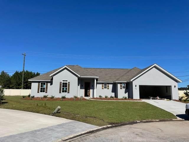 34 Landings Road, Brunswick, GA 31525 (MLS #9061224) :: Military Realty