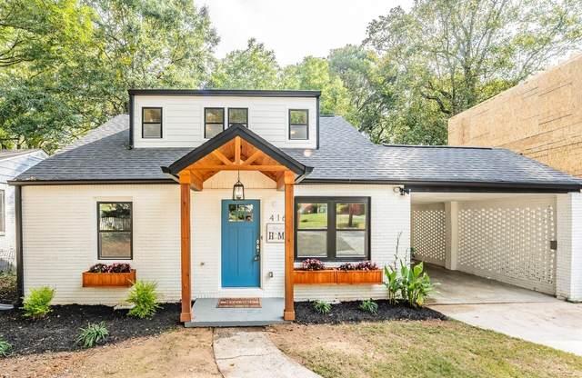 416 Greencove Lane SE, Atlanta, GA 30316 (MLS #9061492) :: Rettro Group