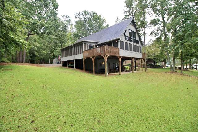 466 Partridge Drive, Monticello, GA 31064 (MLS #9061878) :: EXIT Realty Lake Country