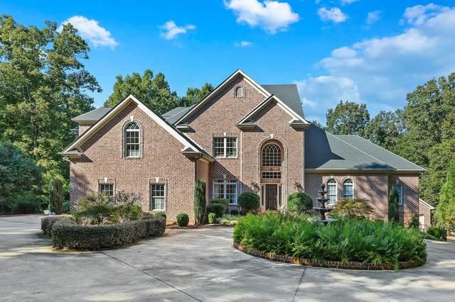 372 Peninsula Drive, Anderson, SC 29626 (MLS #9062887) :: Athens Georgia Homes