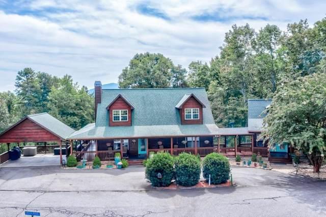 495 E Chicory Drive, Blairsville, GA 30512 (MLS #9063520) :: Rettro Group