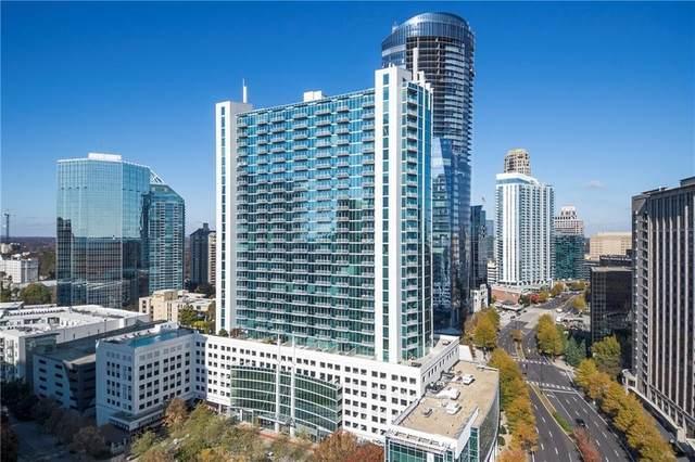 3324 Peachtree Road #801, Atlanta, GA 30326 (MLS #9063769) :: Statesboro Real Estate