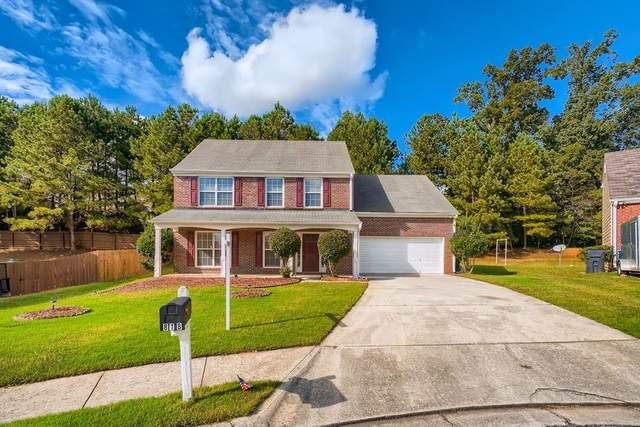 818 Castlebrooke, Lawrenceville, GA 30045 (MLS #9064062) :: Regent Realty Company