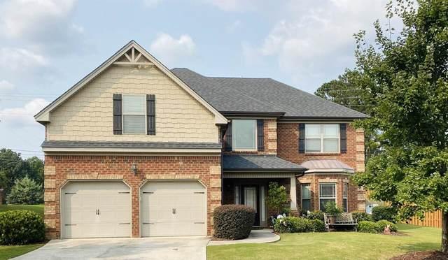 1999 Trinity Mill Drive, Dacula, GA 30019 (MLS #9064467) :: EXIT Realty Lake Country