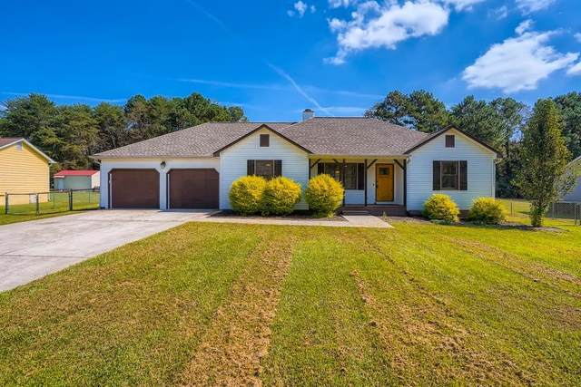 60 River Oaks, Cartersville, GA 30120 (MLS #9065290) :: Rettro Group